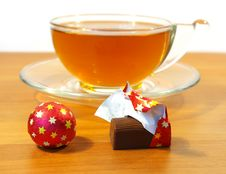 Free Sweets And Tea Stock Images - 5182384