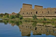Free Philae Island - Egypt Royalty Free Stock Image - 5182386
