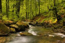 Free Mountain River Royalty Free Stock Photos - 5182398