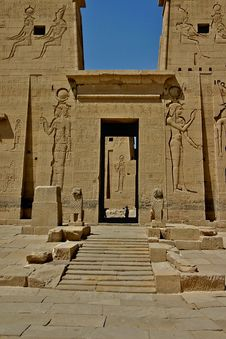 Free Philae Island - Egypt Stock Photo - 5182530