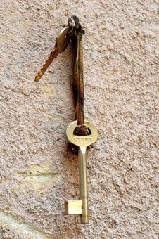 Free Old Key Stock Photos - 5182673