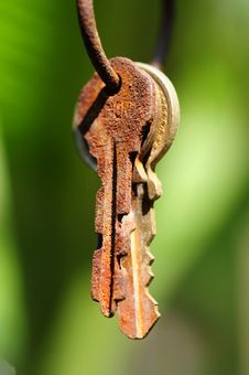 Free Old Key Stock Photos - 5183003