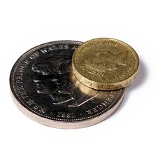 Free One Pound Sterling Stock Photos - 5183133