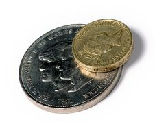 Free One Pound Sterling Stock Photos - 5183163