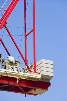 Free Construction Crane Stock Photo - 5183600