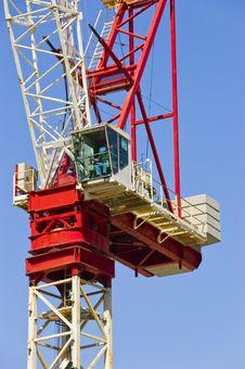 Free Construction Crane Stock Photography - 5183602