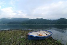 Free Landscape With Boat Stock Images - 5184324