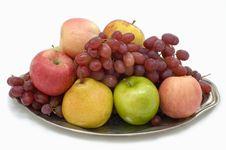 Free Fresh Fruit. Stock Photography - 5184522