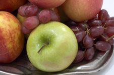 Free Fresh Fruit. Royalty Free Stock Photography - 5184537