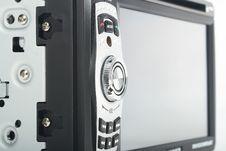 Free Car Monitor Stock Image - 5184571