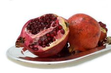 Free Pomegranate. Stock Photos - 5184893