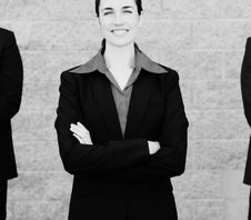 Free Business Woman Stock Photo - 5185380