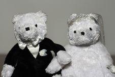 Free Wedding Couple Royalty Free Stock Photos - 5185868