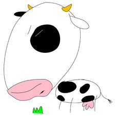 Free Cow Stock Photo - 5186400