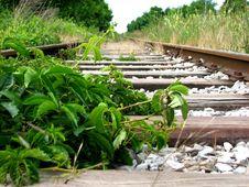 Free Old Railway Stock Photo - 5186920