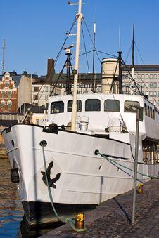 Free Old Ship Stock Photos - 5187023