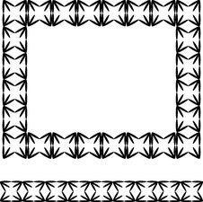 Free Swirl Design Frame And Border Stock Photos - 5187273