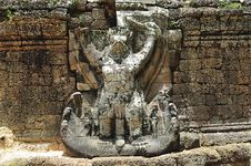 Free Cambodia Angkor Preah Khan Stock Photos - 5187963