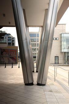 Free Steel Columns Stock Photo - 5187970