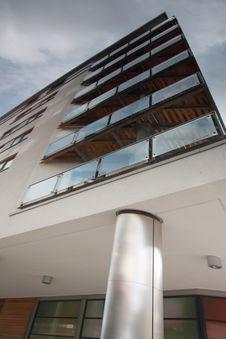 Free Modern Apartments Royalty Free Stock Image - 5188096