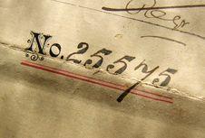 Free Handwriting Stock Photos - 5188343