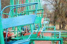 Free Old Swing Stock Image - 5188541