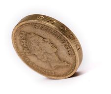 Free One Pound Sterling Royalty Free Stock Images - 5188709