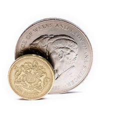 Free One Pound Sterling Stock Photos - 5188803