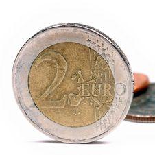 Free Euro Versus Dollars Royalty Free Stock Photos - 5188908