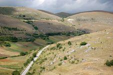 Free Mountain Landscape Royalty Free Stock Photo - 5189185