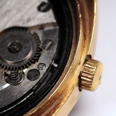 Free Watch Mechanism Stock Photography - 5189592