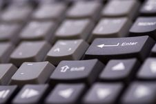 Free Computer Keyboard Stock Photo - 5189660