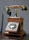 Free The Old Phone Royalty Free Stock Photo - 5190385