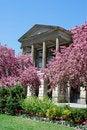 Free Courthouse Garden Stock Photo - 5192700