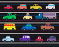 Free Traffic Wall Paper Royalty Free Stock Photos - 5197308