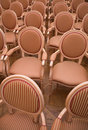 Free Baroque Chairs Royalty Free Stock Photography - 5198967