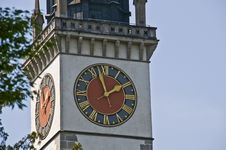 Free Clock Tower Royalty Free Stock Images - 5190139