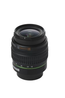 Free Black Lens Royalty Free Stock Photo - 5190865