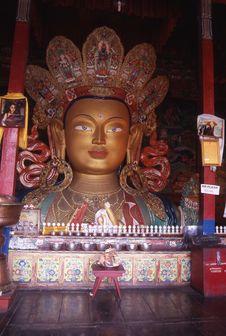 Free Buddha S Immage Royalty Free Stock Photography - 5190887