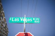 Free Las Vegas Sign Royalty Free Stock Photo - 5191065
