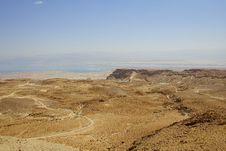 Free Masada Fortress Royalty Free Stock Photo - 5191465