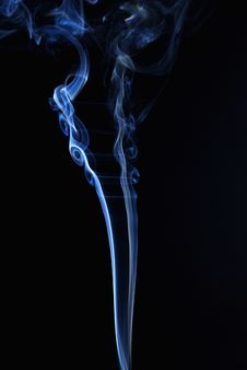 Free Smoke Royalty Free Stock Photo - 5191825
