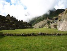 Free Machu Picchu Stock Image - 5192001