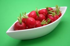 Free Red Radishes Royalty Free Stock Image - 5192026