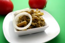 Free Green Beans Stock Photos - 5192053
