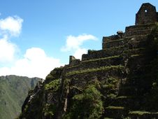 Free Machu Picchu Royalty Free Stock Images - 5192279