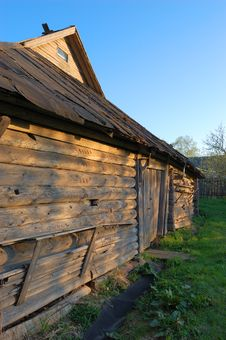 Free Old Wooden House Stock Images - 5192564