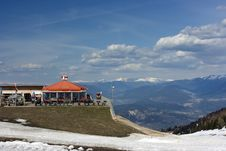 Free Relax On Mountain Summit Stock Photography - 5192872