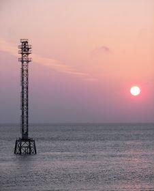 Free Florida Sunset Stock Photo - 5193120