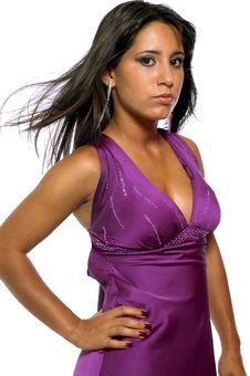 Free Attractive Fashion Model Stock Photo - 5193390